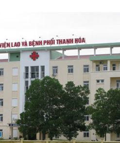 Bệnh viện lao phổi Thanh Hóa